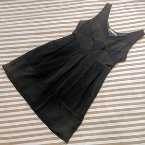 Kimchi Blue Anthropologie Wool and Silk Dress